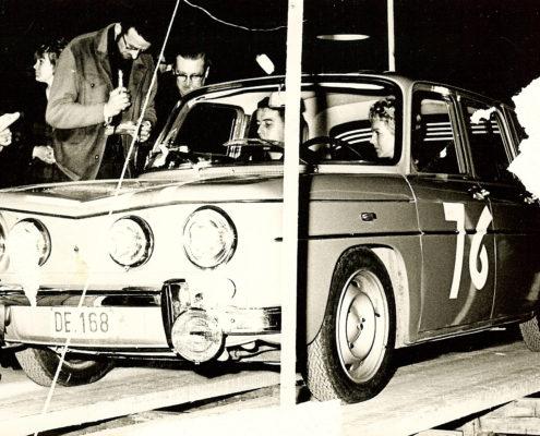 Nicole Sol - 12H du Hainaut 1967