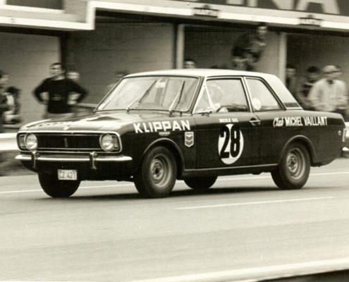 Nicole Sol Grand Prix Zolder 1969