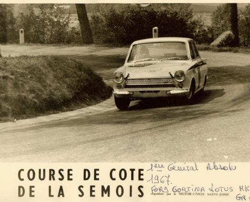 Nicole Sol course de côte Alle-sur-Semois