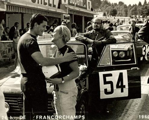 Nicole Sol - Spa Francorchamps 1966