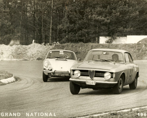 Nicole Sol - Grand National Zolder 1967