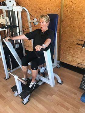 Nicole Sol Salle de Musculation